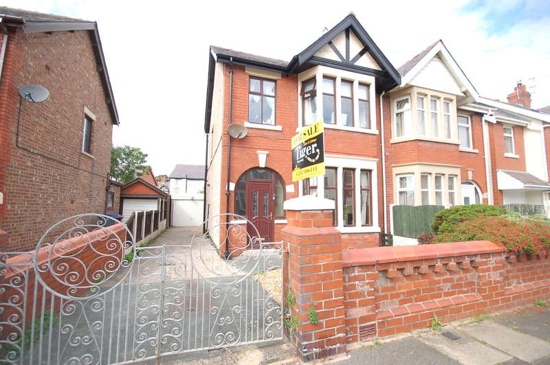 3 Bedrooms Semi Detached House for sale in Mayfair Road, Blackpool