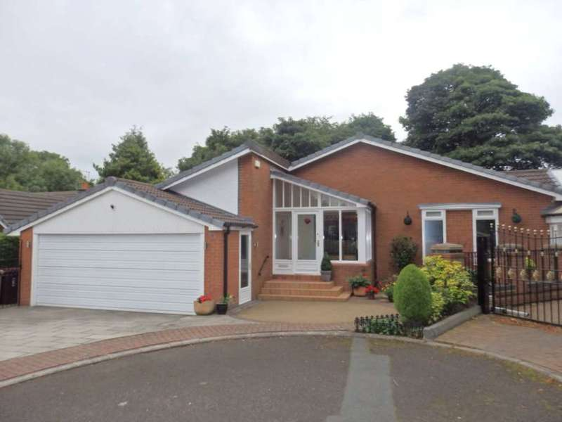 4 Bedrooms Detached Bungalow for sale in Oakley Park, Heaton
