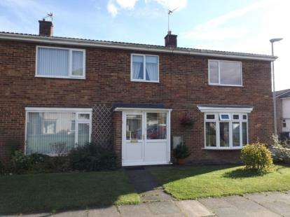 3 Bedrooms End Of Terrace House for sale in Joicey Place, Newton Aycliffe, Durham