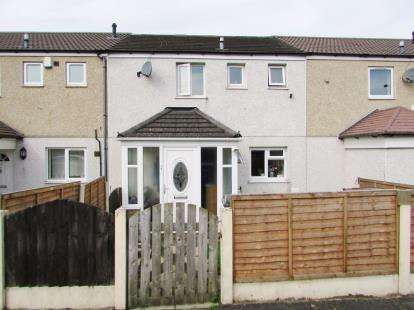 House for sale in Worthington Close, Hyde, Greater Manchester