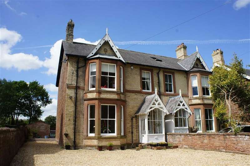 4 Bedrooms Property for sale in Plains Road, Wetheral, Wetheral Carlisle