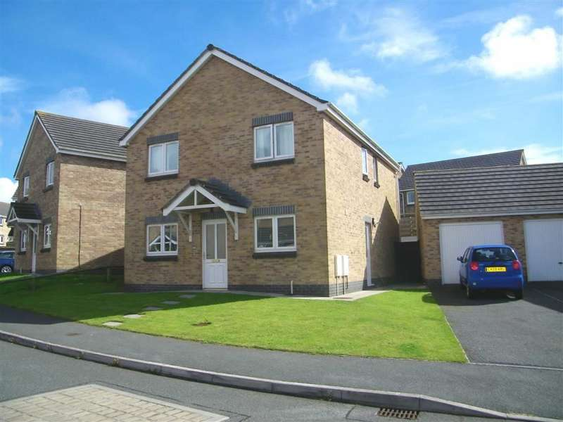 4 Bedrooms Property for sale in Skomer Drive, Milford Haven
