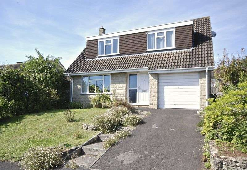 3 Bedrooms Detached House for sale in Teagle Close, Wells
