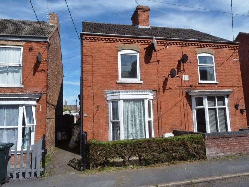 3 Bedrooms Semi Detached House for sale in Bourne Road, Alford