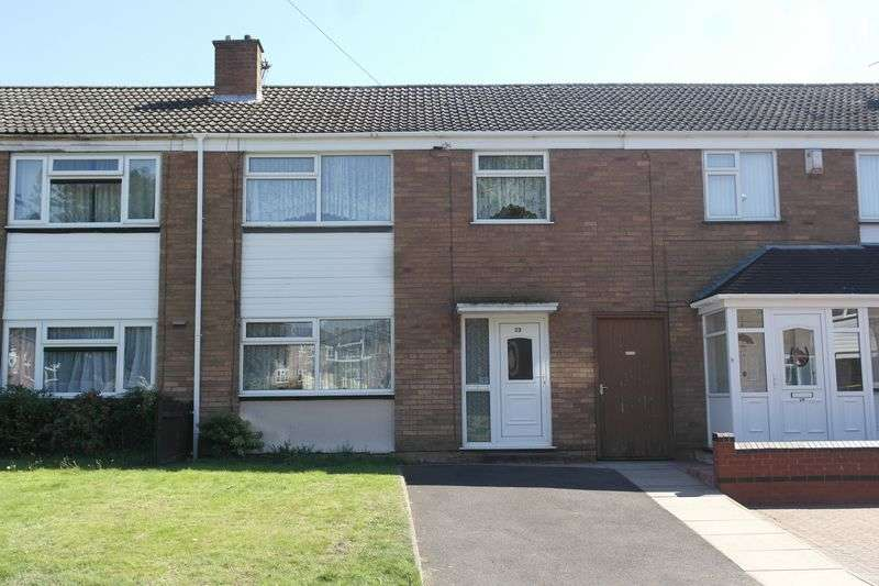 3 Bedrooms Semi Detached House for sale in Martley Road, Shelfield, Walsall.