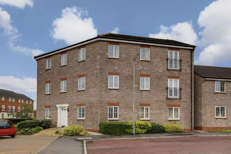 2 Bedrooms Flat for sale in Llanidloes Mews, Newport