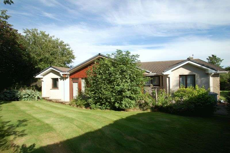 3 Bedrooms Detached Bungalow for sale in 6 Brookside Court, Symington