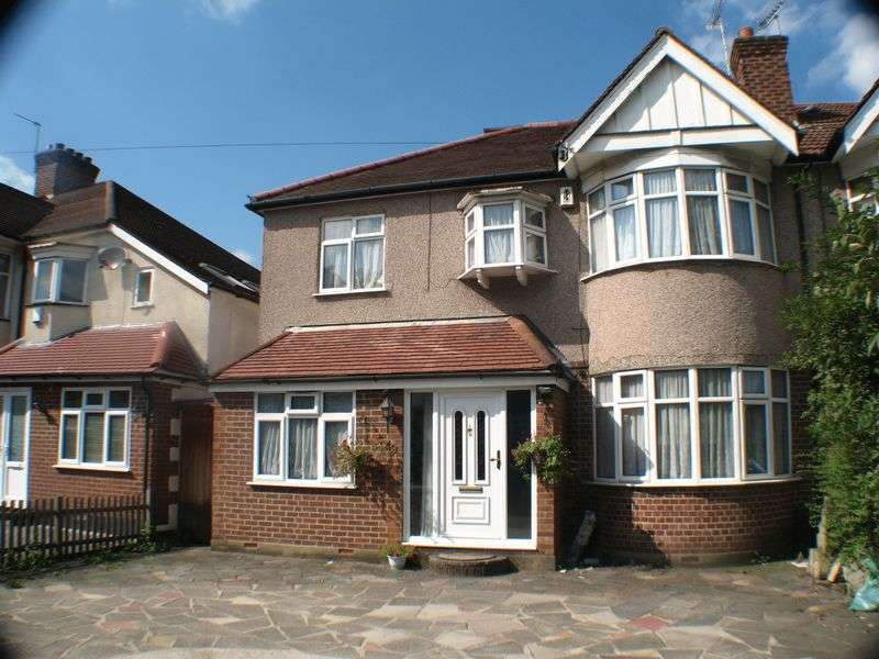 6 Bedrooms Semi Detached House for sale in Streatfield Road, KENTON, Middlesex, HA3 9BP