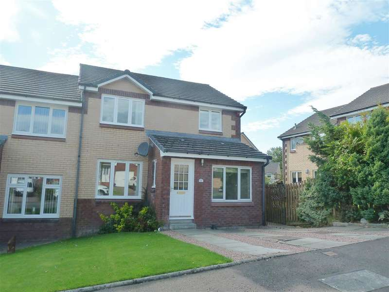 4 Bedrooms Semi Detached House for sale in Lademill, Stirling