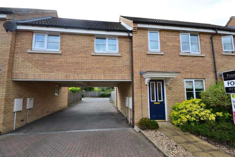 3 Bedrooms Terraced House for sale in Heron Croft, Soham