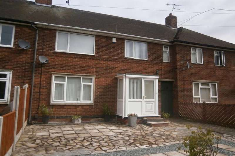 3 Bedrooms Semi Detached House for sale in Darnhall Crescent, Nottingham, NG8