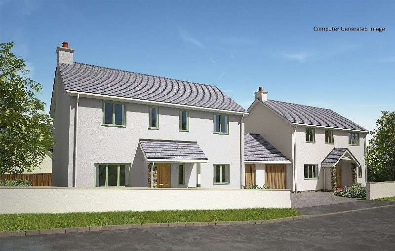 4 Bedrooms House for sale in Plot 12 - The Elm, The Ridings, West Alvington, Kingsbridge