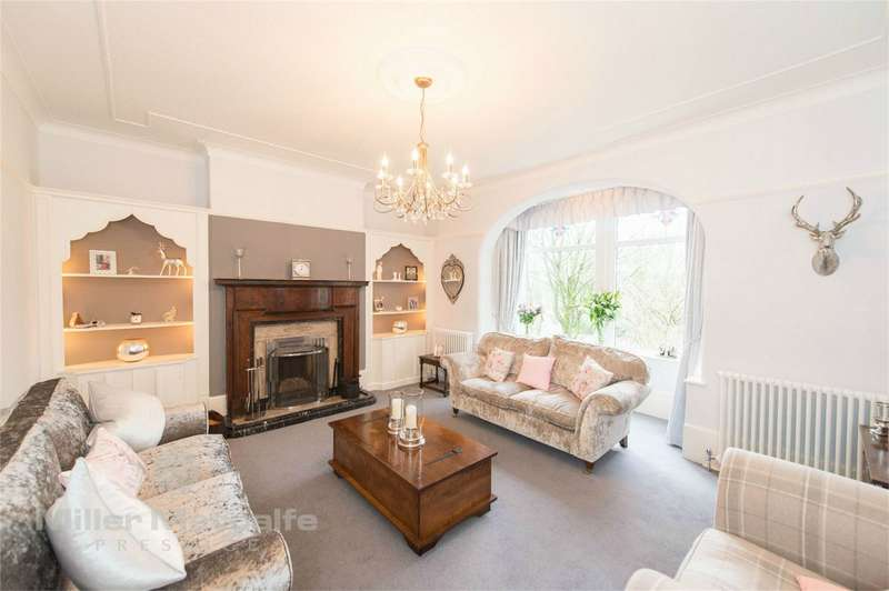 4 Bedrooms Semi Detached House for sale in Mather Road, Walmersley, Bury, Lancashire