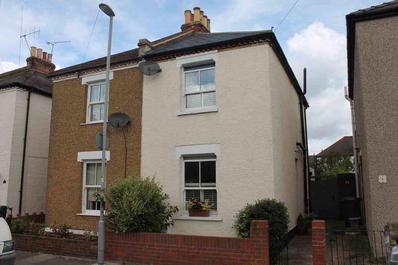 2 Bedrooms Semi Detached House for sale in Northcote Road