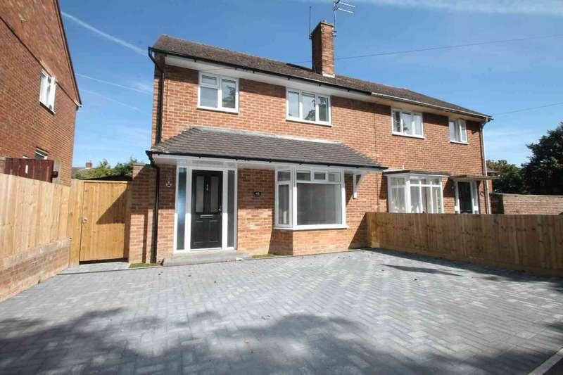3 Bedrooms Semi Detached House for sale in Adeyfield, Hemel Hempstead