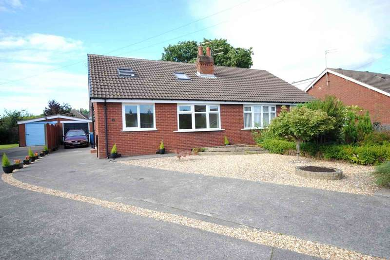 4 Bedrooms Bungalow for sale in Cookson Close, Freckleton