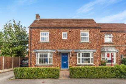 3 Bedrooms Semi Detached House for sale in Wellington Way, Brompton on Swale, Richmond, North Yorkshire