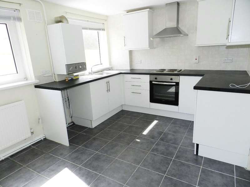 2 Bedrooms Flat for sale in Harrier Road, Haverfordwest, Pembrokeshire