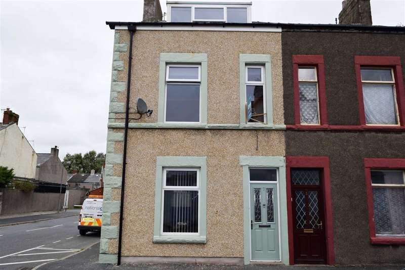 4 Bedrooms Property for sale in School Street, Askam In Furness, Cumbria