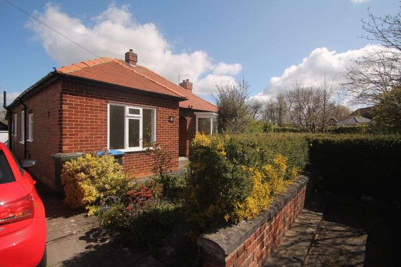 3 Bedrooms Detached Bungalow for sale in Holbeck Avenue, Brookfield