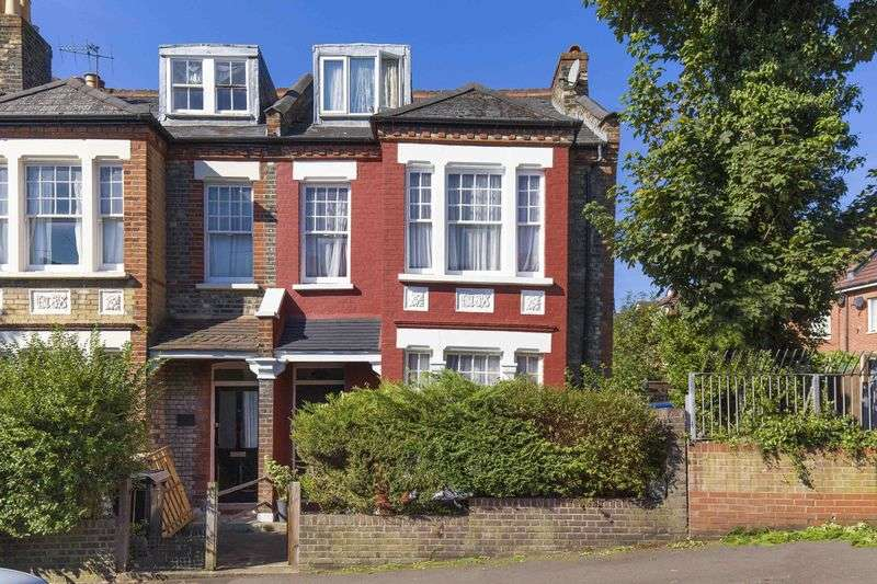 3 Bedrooms Terraced House for sale in Inderwick Road, N8