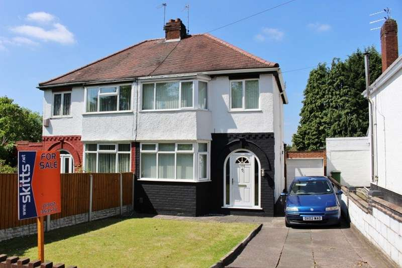 3 Bedrooms Semi Detached House for sale in Oxley Moor Road, Oxley, Wolverhampton