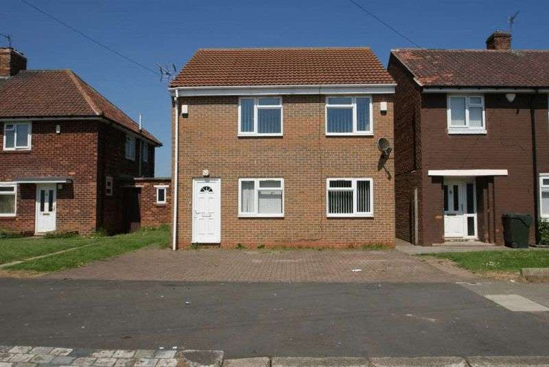 2 Bedrooms Flat for sale in Sefton Road, Middlesbrough TS3 9PX