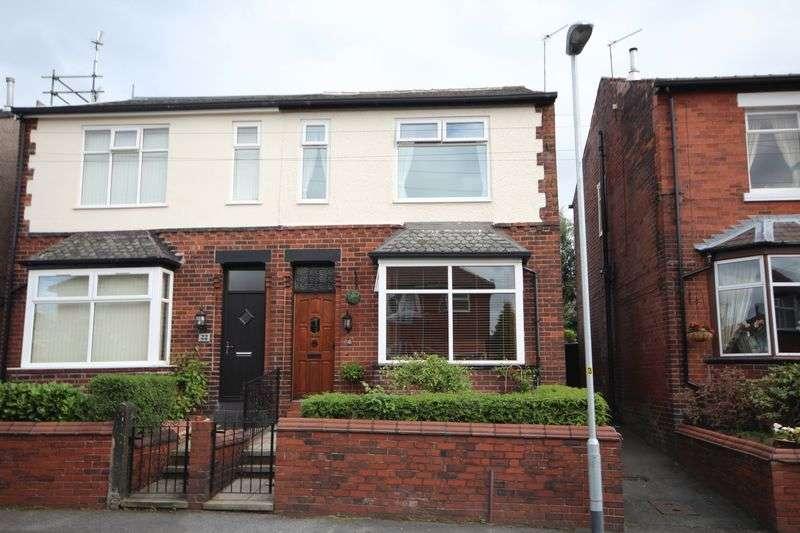 3 Bedrooms Semi Detached House for sale in BUERSIL AVENUE, Buersil, Rochdale OL16 4TP
