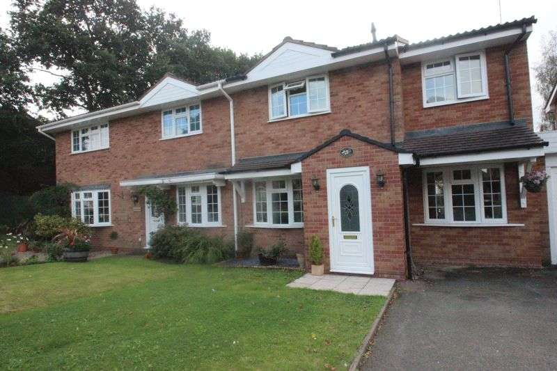 3 Bedrooms Semi Detached House for sale in Springvale Road, Webheath, Redditch