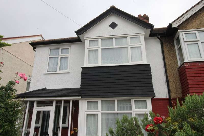 3 Bedrooms Semi Detached House for sale in Watson Avenue, Cheam, Sutton, SM3