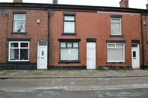 2 Bedrooms Detached House for sale in Milner Street, Radcliffe, MANCHESTER, Lancashire