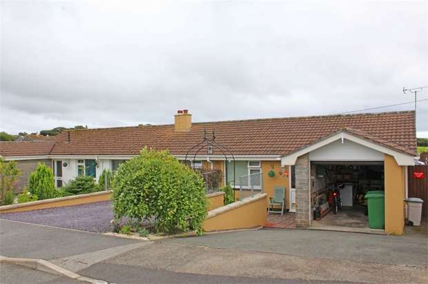 2 Bedrooms Semi Detached Bungalow for sale in Richmond Road, Pelynt, Looe, Cornwall
