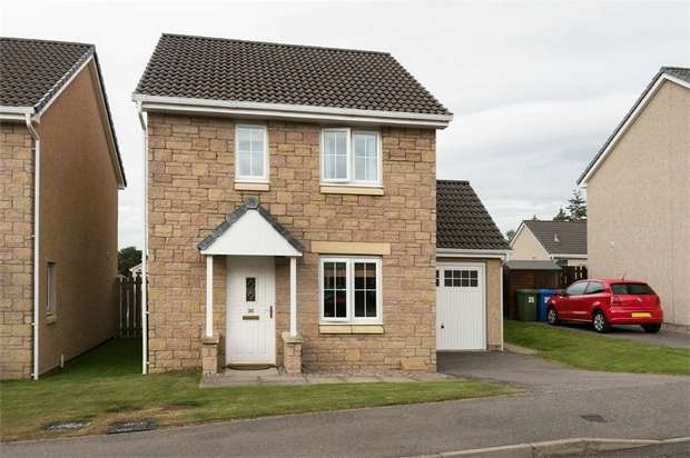3 Bedrooms Detached House for sale in Rowan Grove, Smithton, Inverness, Highland