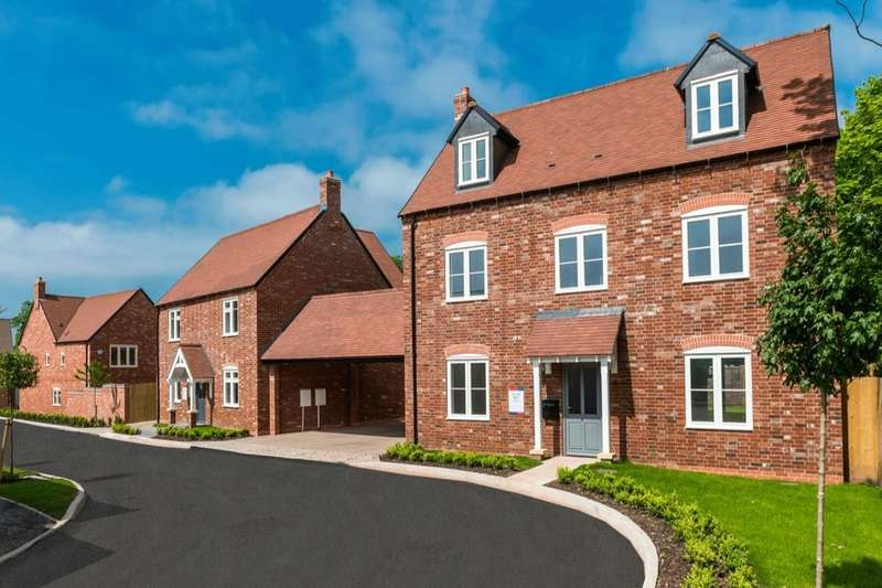 5 Bedrooms Detached House for sale in Raunstone Close, Ravenstone, LE67