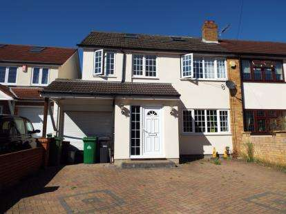 4 Bedrooms Semi Detached House for sale in Church Lane, Cheshunt, Waltham Cross, Hertfordshire