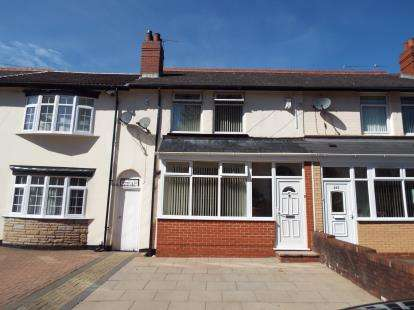 4 Bedrooms Terraced House for sale in Mansel Road, Birmingham, West Midlands
