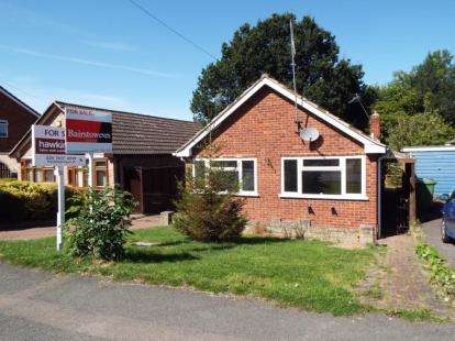 2 Bedrooms Bungalow for sale in Berwyn Way, Nuneaton, Warwickshire