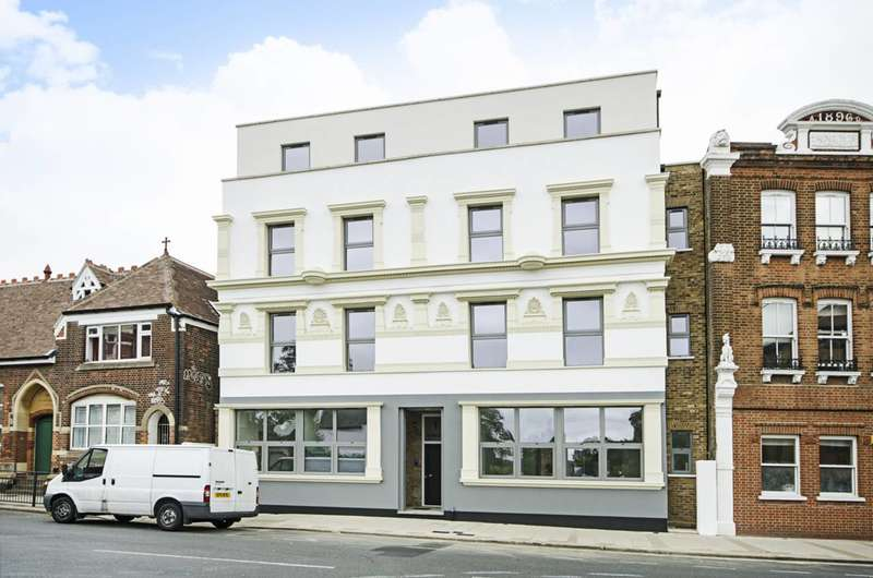 3 Bedrooms Flat for sale in Willesden Lane, Willesden, NW6