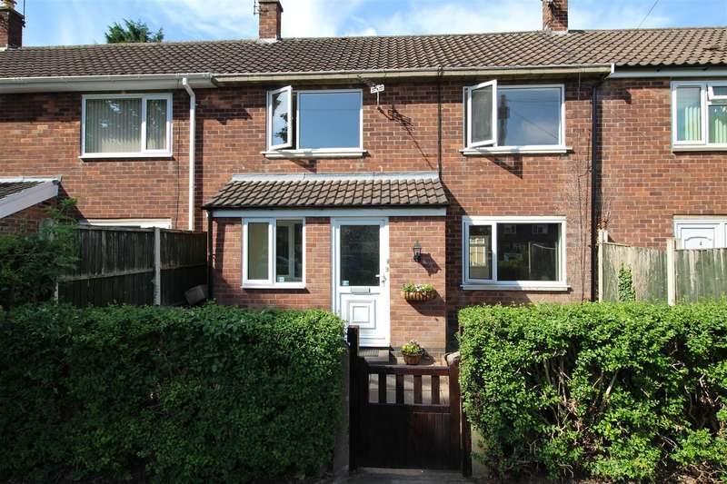 3 Bedrooms Property for sale in Felton Close, Chilwell, Nottingham