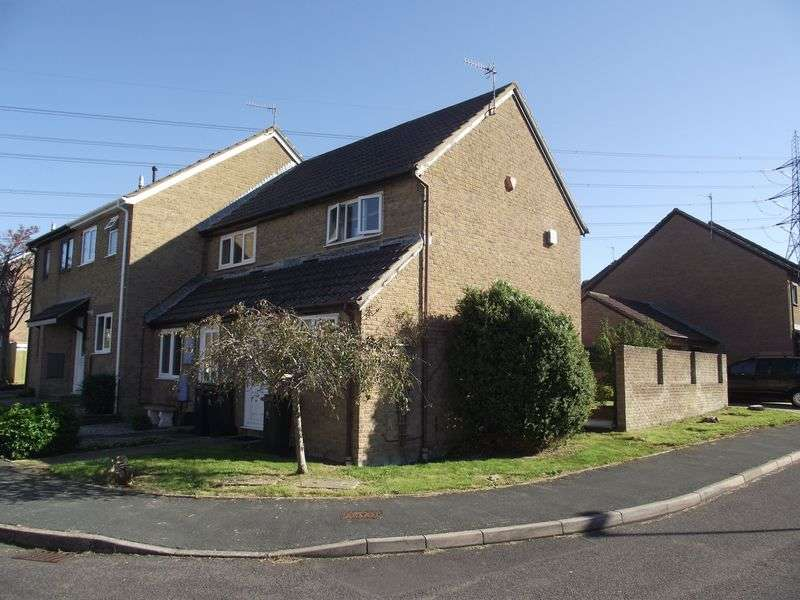 1 Bedroom Terraced House for sale in Reedling Close, Weymouth