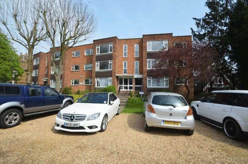 2 Bedrooms Flat for sale in Upton Park, Slough