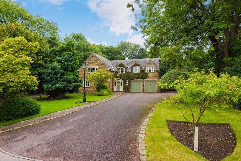 5 Bedrooms Detached House for sale in Tan House Close, Parbold