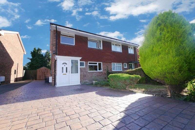 3 Bedrooms Semi Detached House for sale in BRIGHTWELL-CUM-SOTWELL