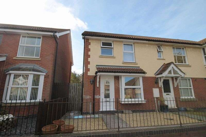 2 Bedrooms House for sale in Pursey Drive, Bradley Stoke