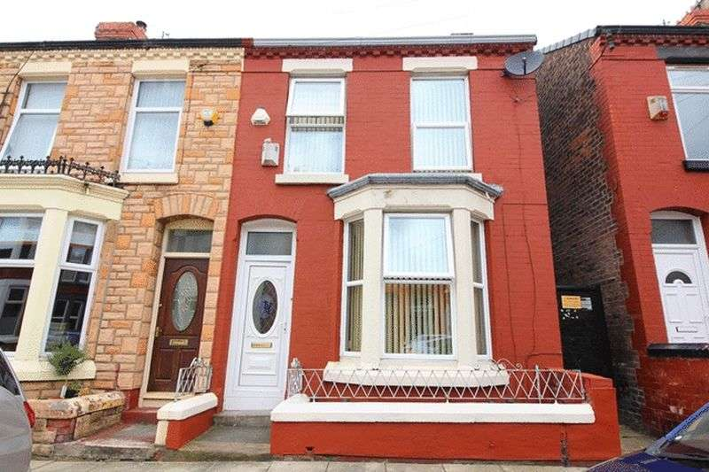 4 Bedrooms Terraced House for sale in Errol Street, Aigburth, Liverpool, L17