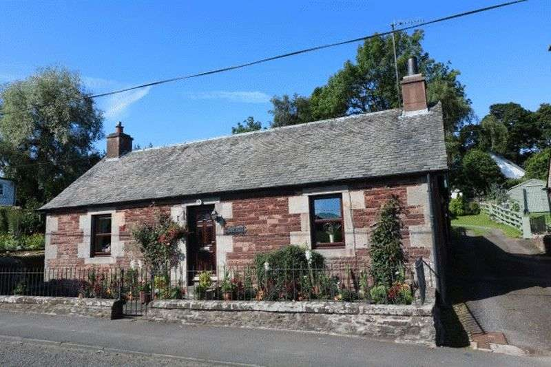 2 Bedrooms Cottage House for sale in Rockmount, 3 Mountain Cross, West Linton