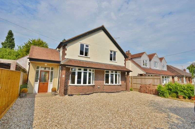 4 Bedrooms Detached House for sale in Milton Common