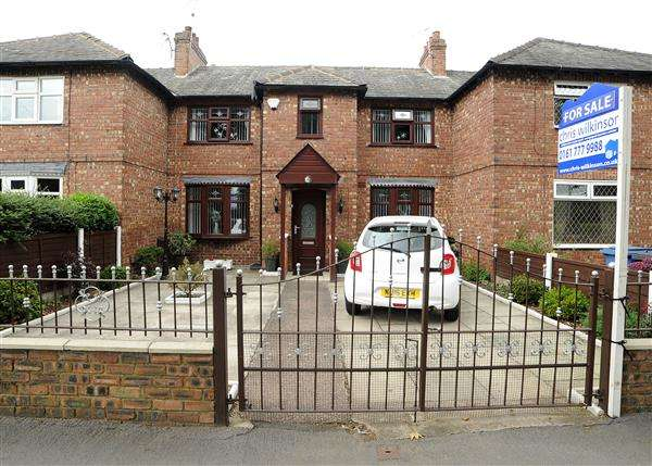 3 Bedrooms Terraced House for sale in 12 Lords Street, Cadishead, M44 5FF
