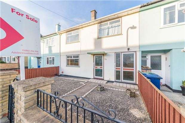3 Bedrooms Terraced House for sale in Minchery Road, OXFORD, OX4 4LT