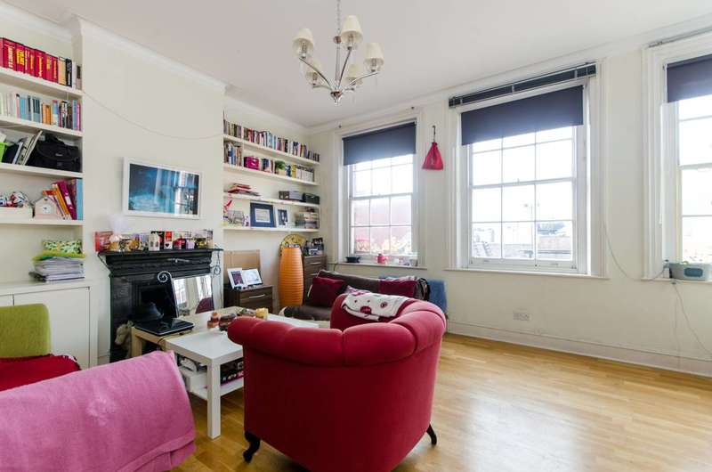 1 Bedroom Flat for sale in The Broadway, Wimbledon, SW19
